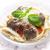 házi · készítésű · paradicsomszósz · friss · paradicsomok · bazsalikom · étel - stock fotó © phbcz