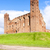ruins of castle in radzyn chelminski kuyavia pomerania poland stock photo © phbcz
