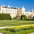 Lednice Palace with garden, Czech Republic stock photo © phbcz