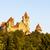 kastély · alsó · Ausztria · utazás · építészet - stock fotó © phbcz