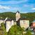 castelo · cidade · República · Checa · casa · edifício · viajar - foto stock © phbcz