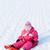 女の子 · 少女 · 子 · 雪 · 帽子 · 座って - ストックフォト © phbcz