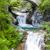 çağlayan · İtalya · ağaç · köprü · mimari · düşmek - stok fotoğraf © phbcz