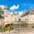 chateau de la clayette burgundy france stock photo © phbcz