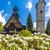 karpacz church silesia poland stock photo © phbcz