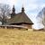 wooden church hrabova roztoka slovakia stock photo © phbcz