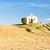 capela · campo · de · lavanda · planalto · edifício · arquitetura · europa - foto stock © phbcz