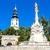 kolom · kasteel · Slowakije · gebouw · reizen · architectuur - stockfoto © phbcz