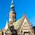 stad · hal · markt · vierkante · huis · reizen - stockfoto © phbcz
