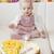 сидят · девушки · именинный · торт · ребенка · рождения - Сток-фото © phbcz