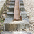 vieux · chemin · de · fer · ville · Pologne · bois · construction - photo stock © phbcz
