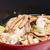 tavşan · sebze · gıda · mutfak - stok fotoğraf © phbcz