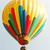 globo · de · aire · caliente · Francia · volar · Europa · globo · aire - foto stock © phbcz