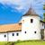 牙城 · 古代 · ピンク · 空 · 建物 · オレンジ - ストックフォト © phbcz