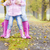 detay · küçük · kız · sonbahar · geçit - stok fotoğraf © phbcz
