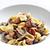 pâtes · frit · lard · plaque · repas · nutrition - photo stock © phbcz