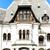 garfo · República · Checa · casa · arquitetura · fora · fachada - foto stock © phbcz