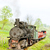 narrow gauge railway banovici bosnia and hercegovina stock photo © phbcz