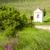 gods torture near hnanice with spring vineyard southern morav stock photo © phbcz