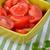 tomaat · slasaus · kom · voedsel · peper · plantaardige - stockfoto © philipimage