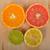 orange, lemon and grapefruit stock photo © philipimage