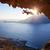 岩クライミング · アクティブ · 人 · 先頭 · 日没 - ストックフォト © photobac