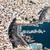 légifelvétel · kikötő · Görögország · tenger · csónak · madarak - stock fotó © photobac