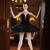 permanente · een · teen · bevallig · ballerina · been - stockfoto © photobac