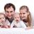 dwa · szczęśliwy · chłopców · odizolowany · biały · cute - zdjęcia stock © photobac