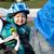 moeder · twee · fiets · reis · paardrijden · fiets - stockfoto © photobac