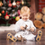 jogar · natal · luzes · família · cara - foto stock © photobac