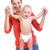 stałego · baby · chłopca · pielucha · zdjęcie · biały - zdjęcia stock © photobac