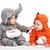 嬰兒 · 豌豆 · 服裝 · 樂趣 · 肖像 - 商業照片 © photobac