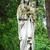 インテリア · 像 · 処女 · 木材 · 市 · イエス - ストックフォト © photocrea