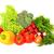 legumes · frescos · isolado · branco · água · vermelho - foto stock © Photocrea
