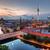 Berlijn · panorama · tv · toren · top - stockfoto © photocreo