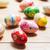 bağbozumu · Paskalya · tebrik · kartı · el · lekeli - stok fotoğraf © photocreo
