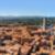 panoramik · görmek · Toskana · kule - stok fotoğraf © photocreo
