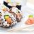 wasabi · zenzero · alimentare · ristorante · verde · cena - foto d'archivio © photocreo