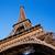 Parijs · breed · antenne · Eiffeltoren · gebouw - stockfoto © photocreo