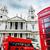 kathedraal · Londen · bus · Engeland · Verenigd · Koninkrijk · bloem - stockfoto © photocreo