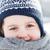 inverno · bebê · bonitinho · menino · fora · cesta - foto stock © photocreo
