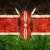 grunge · Kenya · zászló · vidék · hivatalos · színek - stock fotó © photocreo