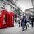 business life concept in london the uk red phone booth stock photo © photocreo