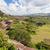 tourist lodgy on savanna in tanzania africa stock photo © photocreo