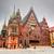 町役場 · 南 · アーキテクチャ · 塔 · イタリア · ランドマーク - ストックフォト © photocreo