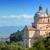 eski · taş · ortaçağ · kasaba · Toskana · İtalya - stok fotoğraf © photocreo
