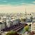 retro · tarzı · Paris · Fransa · uzay · metin · görüntü - stok fotoğraf © photocreo