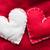 любви · сердце · подушка · белый · знак · романтика - Сток-фото © photocreo