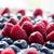 vruchten · taart · dessert · zomer · aardbei · lunch - stockfoto © photocreo
